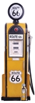 Star Cutouts SC1398	Route 66 Gas Pump  Large Cardboard Cutout