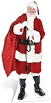 Santa with Sack of Toys Father Christmas Lifesize Cardboard Cutout