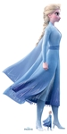 SC1417 Star Cutouts Ltd Elsa Magical Powers  Frozen 2 Perfect for Frozen Fans, Parties and Events Height 183cm Width 90cm