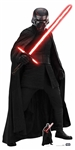 Star Cutouts SC1425 Star Wars Kylo Ren (The Rise of Skywalker) Perfect for Star Wars Gifts, Fans and Room Decorations Height 194cm