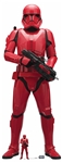 Star Cutouts SC1427 Star Wars Sith Trooper (The Rise of Skywalker) Perfect Star Wars Gift, Shop Window , Décor Height 181cm