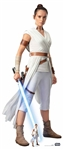 Star Cutouts SC1428 Star Wars Rey (The Rise of Skywalker) Perfect Star Wars Gift, Shop Window , Décor Height 174cm