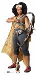 Star Cutouts SC1429 Star Wars Jannah (The Rise of Skywalker) Perfect for Star Wars Gifts, Fans and Room Decorations Height 175cm