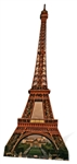 Star Cutouts Eiffel Tower French Landmark
