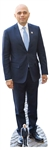 Star Cutouts Ltd SC1448 Sajid Javid Conservatives Politcian Cardboard Cutout Perfect for Downing Street Themed Parties, Politics Fans and Events with Free Mini Standee  Height 177cm