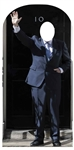 Star Cutouts Ltd SC1453 10 Downing Street Prime Minister Stand In Perfect for Easy Politician Costume , Political Theme Parties and Events with Free Mini Standee Height 184cm