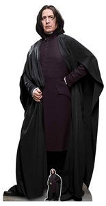 SC1470 Professor Snape Harry Potter Character Perfect for Hogwarts, Magical Parties Fans  Height 190cm