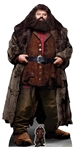 SC1477 Rubeus Hagrid Half Giant Half Human Harry Potter Lifesize Cardboard Cutout with Free Mini Cardboard Cutout Height 197cm