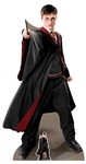 Star Cutouts Ltd SC1478 Harry Potter Quidditch Captain Lifesize Cardboard Cutout Height 170cm