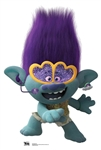 SC1502 Star Cutouts MINI Branch Glasses Trolls World Tour Height 93cm Width 63cm
