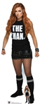 Star Cutouts  SC1510 WWE Becky Lynch Shorts aka Rebecca Quin Lifesize Cardboard Standee/Cutout Height 169cm Width 64cm