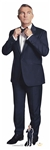 Star Cutouts Ltd SC1519 Bradley Walsh Graham Spyfall Suit Doctor Who Lifesize Cardboard Cutout/ Display/ Decoration Height 177cm Width 58cm