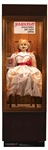 Star Cutouts SC1540 Annabelle Possessed Doll Glass Case Perfect for Halloween Theme Parties and Horror Movie Fans 177cm Tall