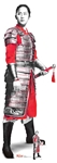 SC1568 Mulan Yifei Liu Lifesize Cardboard Cutouts/ Standee/ Stand Up with Free Mini Table Top  Great Talking Point, Fun for Events and Parties