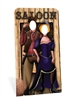Wild West Stand In Lifesize Cardboard Cutout Perfect for Cowboy Theme Parties and Events