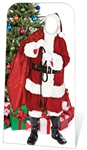 Star Cutouts Ltd SC173 Father Christmas Stand In Perfect for Santa Clause, Grottos and Christmas Displays Height 186cm