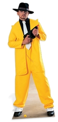 Gangster (in yellow suit)