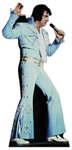 Elvis Blue Jump Suit