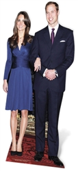 Prince William and Miss Middleton