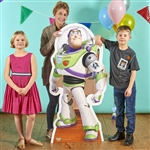 Star Cutouts Disney Toy Story Buzz Lightyear Large Cardboard Cutout