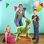 Star Cutouts Rex the Dinosaur Toy Story Cardboard Cutout