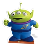 Star Cutouts Official Disney Little Green Man Star-Mini Toy Story