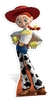Star Cutouts Official Disney Jessie (Toy Story) Cardboard Standup