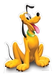 Pluto Official Disney Lifesize Cardboard Cutout