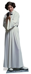 Star Cutouts SC470 Princess Leia Lifesize Cardboard Cutout Star Wars Carrie Fisher Perfect for Fans and Collectors