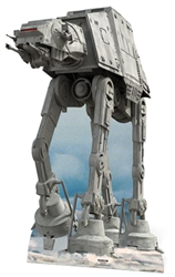 AT-AT cut-out 1.97m tall