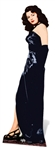 Star Cutouts Ltd SC522 Ava Gardner Lifesize Cardboard Cutout Perfect for Movie Theme Parties, Classic Hollywood Fans and Stage Props Height 174cm