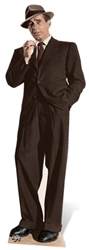 Star Cutouts Ltd SC525 Humphrey Bogart Lifesize Cardboard Cutout Perfect for Movie Theme Parties, Classic Hollywood Fans and Stage Props Height 181cm