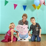Star Cutouts Official George Pig Star-Mini Peppa Pig