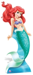 Star Cutouts Ariel The Little Mermaid Disney Princess