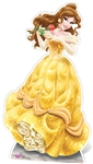 Star Cutouts Belle Disney Princess Beauty and the Beast