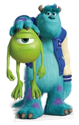 Mike and Sulley
