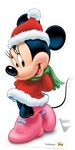 Minnie Mouse Christmas Star-Mini