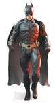 Manufactured by Star Cutouts Batman 'Dark Knight Rises' Christian Bale Official Lifesize Cardboard Cutout