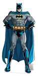 Official Star Cutouts Collectors Item Batman DC Comics Official Lifesize Cardboard Cutout