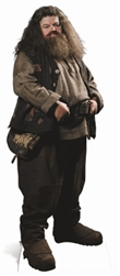 Star Cutouts HAGRID Robbie Coltrane Lifesize Cardboard Cutout Official Harry Potter