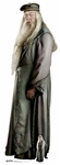 Star Cutouts Albus Dumbledore (Harry Potter) Lifesize Cardboard Cutout with Mini Cutout
