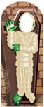 Star Cutouts Official Mummy Stand-In Halloween Lifesize Cardboard Cutout