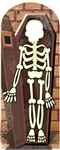 Skeleton Stand-In Lifesize Cardboard Cutout