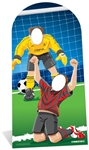 Star Cutouts World Football Event Stand-In (Adult)