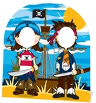 Pirate Friends Stand-In (Child-sized)