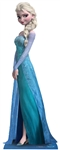Star Cutouts Ltd SC727 Elsa Disney's Frozen Lifesize Cardboard Cutout Perfect Gift for Fans, Friends and Family Height 161cm