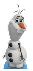 Star Cutouts Olaf (Frozen) Star-Mini SC729