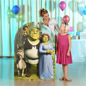 Shrek Stand-In (Child-Sized)