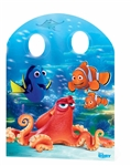 Star Cutouts SC874 Finding Dory with Nemo Cardboard Cutout Stand In Perfect for Under the Sea Themed Parties 127cm Tall