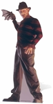 Star Cutouts SC887 Freddy Krueger Cardboard Cutout Perfect for Horror Fans